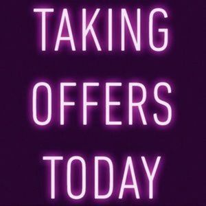 🌟OFFERS WELCOME 🌟